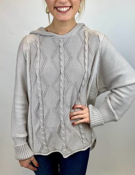 NEON BUDDHA Pure Knit Forest Swtr Dove