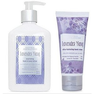 Natural Inspirations Natural Inspirations Lavender Lotion/Hand Set