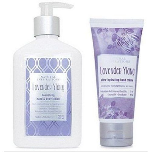 Natural Inspirations Natural Inspirations Lavender Lotion/Hand Set