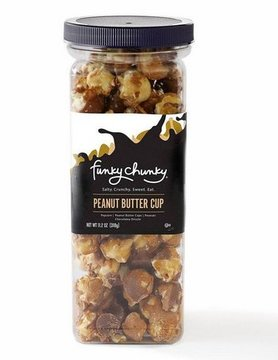 FUNKY CHUNKY Funky Chunky Peanut Butter Cup 11.2 oz 1802