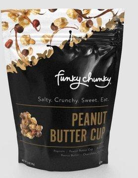 FUNKY CHUNKY Funky Chunky Peanut Butter 2oz 1813