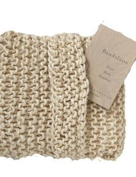 Baudelaire Soaps Baudelaire Soaps Sisal Body Scrubber 13866