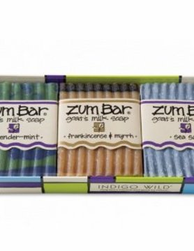 INDIGO WILD Zum 3 Bar Box Best Sellers