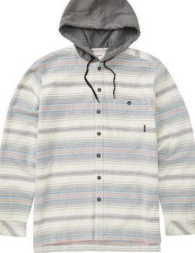 Billabong Billabong Baja Flannel Stone