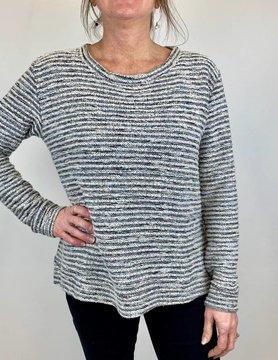 Mod-o-doc Mododoc Boxy P/O Sweater Multi