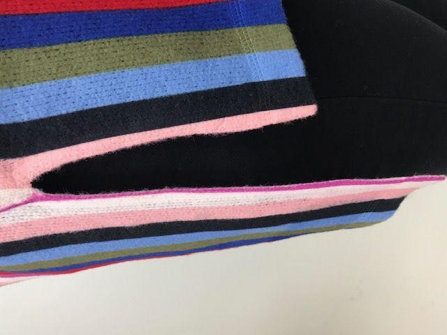 Nally & Millie Nally & Millie Striped Top L/S N713438-J