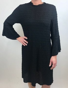 Nally & Millie Nally & Millie Blk Dress
