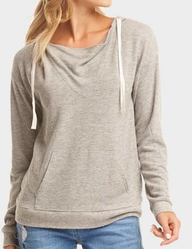 TART COLLECTIONS Tart Grayson Hoodie H Grey