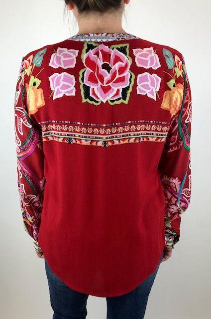 Desigual Desigual Cam Silvina Shirt Carm 19SWCW88