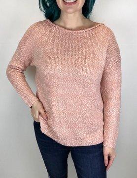 Esqualo Esqualo Basic Sweater Salmon