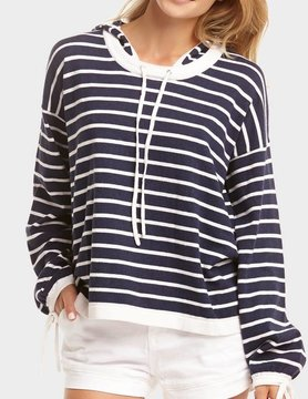 TART COLLECTIONS Tart Mateo Hoodie Navy