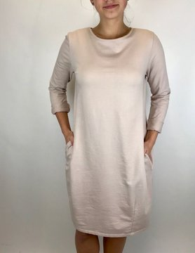 2aafbf82248 suzy d Suzy D Jersey Tunic Pale Pink
