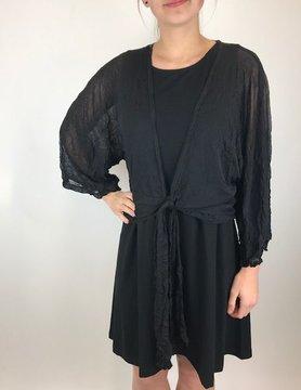 COMFY Comfy Black Jacket