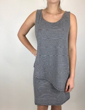 ISLE Isle Satellite Stripe Dress