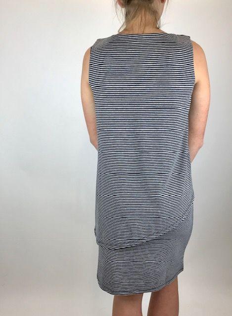 ISLE Isle Satellite Stripe Dress 425-4800