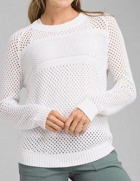 PRANA Prana Kokimo Sweater White
