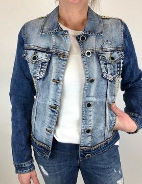 Desigual Desigual Parlermo Jeans Coat