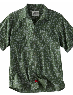Mountain Khaki Mountain Khaki Advent Sig Print Jungle