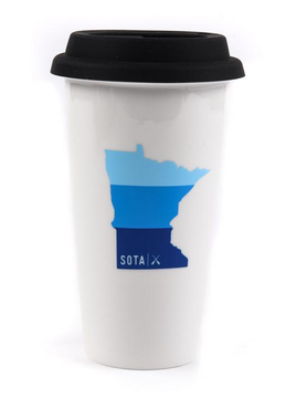 Sota Clothing Sota Isles to Go Mug Blue Ombre