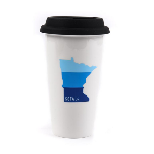 Sota Clothing Sota Isles to Go Mug Blue Omb