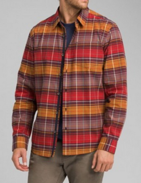 PRANA Prana Wyndwell Flannel Camp Fire