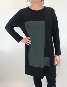 COMFY Comfy Blk/Ash Dress