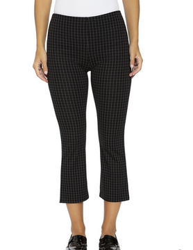Lysse Lysse Black Check Ankle