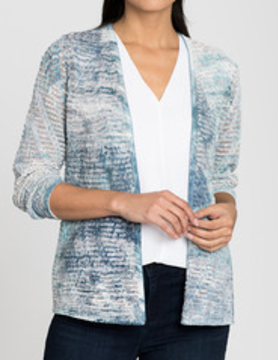 nic & zoe Nic & Zoe Sea Map Cardi MLT