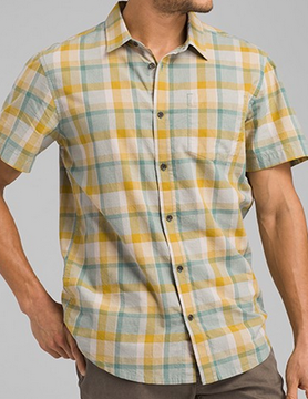 PRANA Prana Bryner Shirt ASHY M11191472