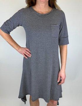 ISLE Isle Satellite Short Sleeve Dress