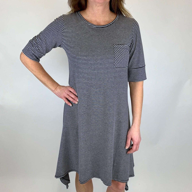 ISLE Isle Satellite S/S Dress 425-10260