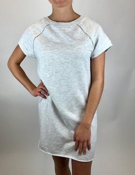 SUNDAYS Sundays Elm Dress Br Heather Grey