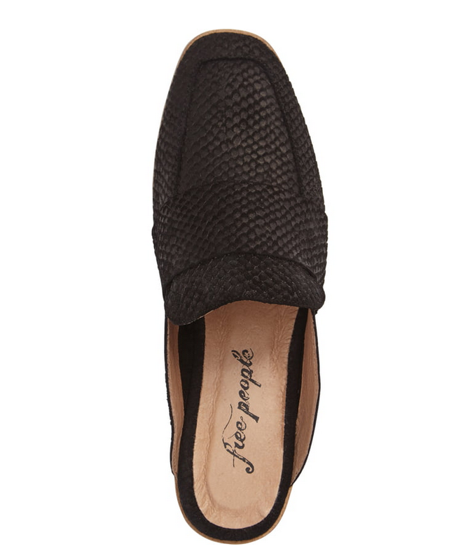 free people Free People At Ease Loafer Blk OB586524