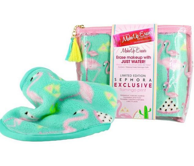 makeup Eraser Makeup Eraser Flamingo Print