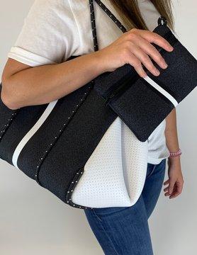 haute shore Haute Shore Greyson Bag Chic 2 Blk/Wht