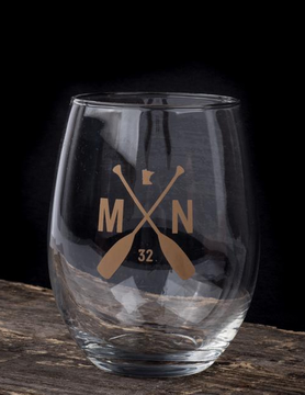 Sota Clothing Sota Parlour Stemless Wine Glass