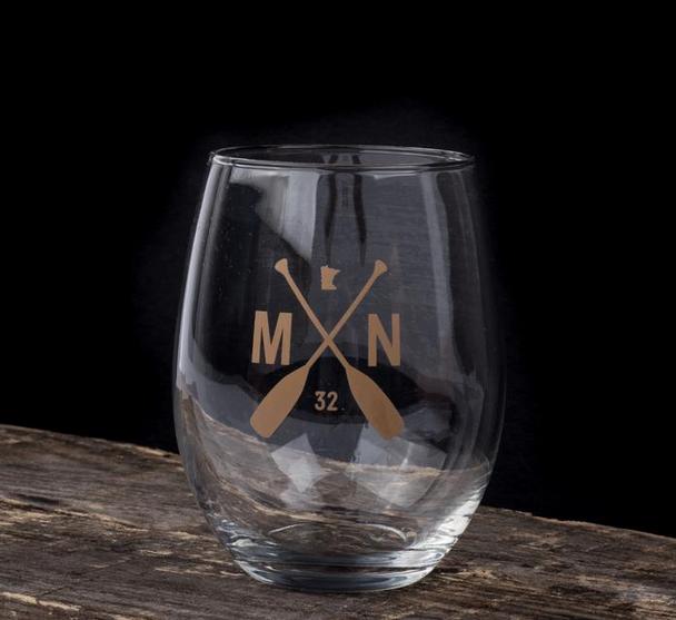 Sota Clothing Sota Parlour Stemless Wine Glass
