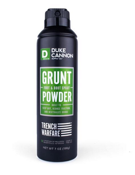 DUKE CANNON Duke Cannon Trench Warfare Grunt Foot and Boot Powder