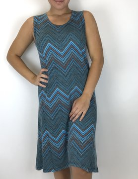 Nally & Millie Nally & Millie Chevron Dress