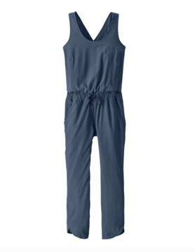 Patagonia Patagonia W's Fleetwith Romper Stone Blue