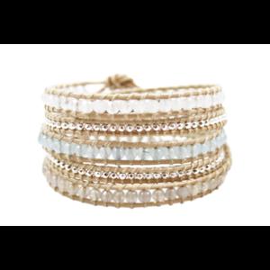 LIZOU Lizou Five Wrap Bracelet Aloha