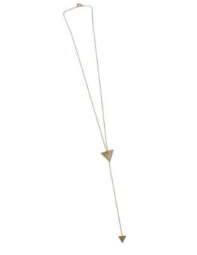 trim & tailor Trim & Tailor Joslyn Tri Necklace