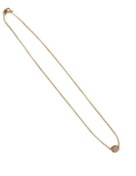 trim & tailor Trim & Tailor Georgia Necklace Gold