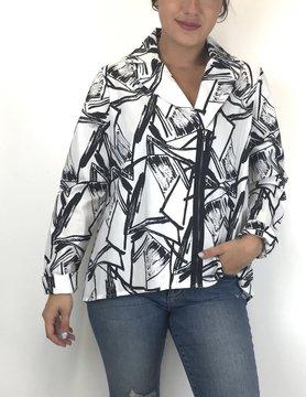 COMFY Comfy Print Leann Shirt Picasso