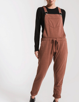 Z Supply Z Supply The Overalls Friar Brown