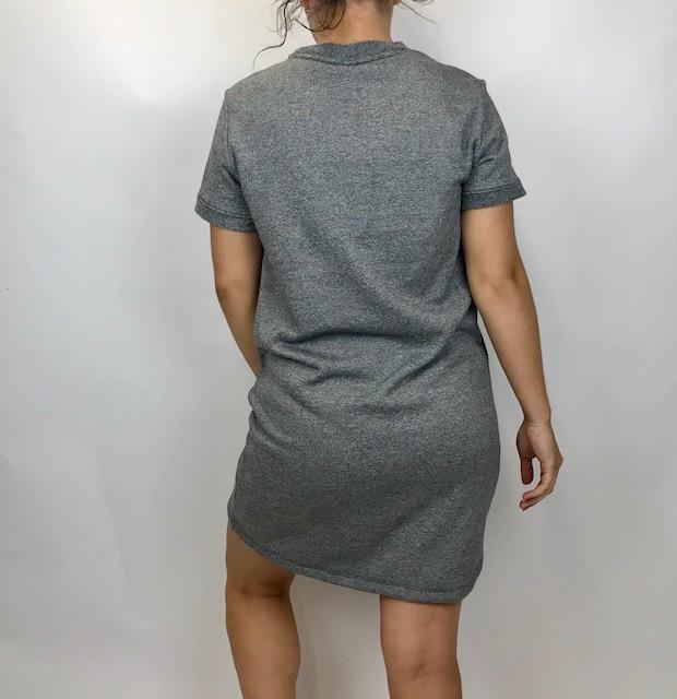 Lole Lole Gr Prix Dress Blk Hthr LSW3322