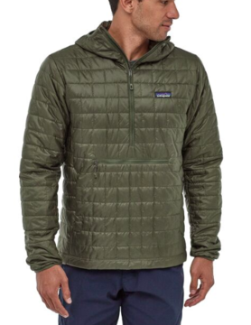 Patagonia Patagonia M's Nano Puff Pull Over