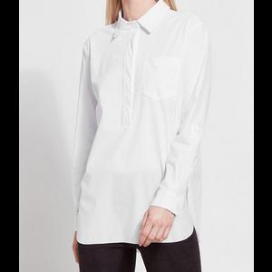 Lysse Lysse White Shirt
