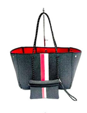 haute shore Haute Shore Greyson Collegiate Red/Blk/White