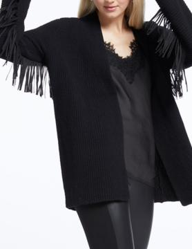 nic & zoe Nic & Zoe Trailblazer Cardi Black Onyx